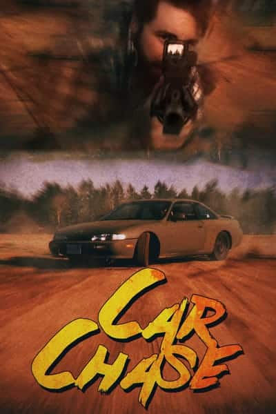 Car Chase FIlm Poster
