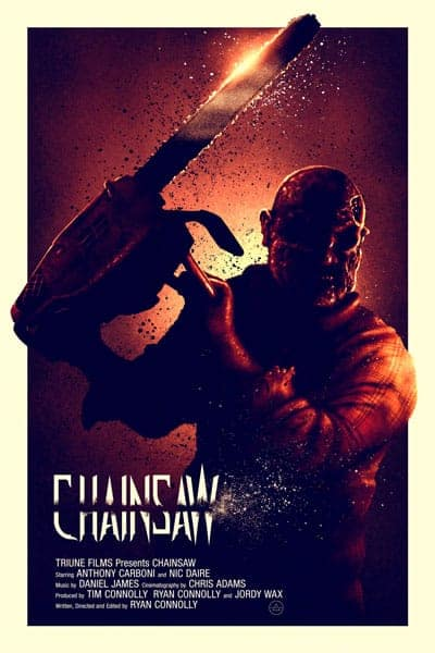 Chainsaw Film Poster