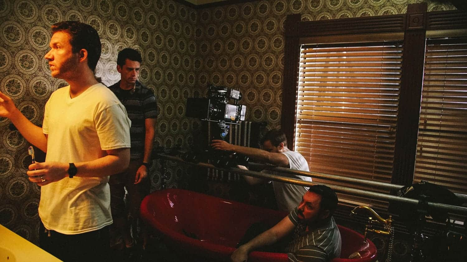 Ghost House - Behind the Scenes