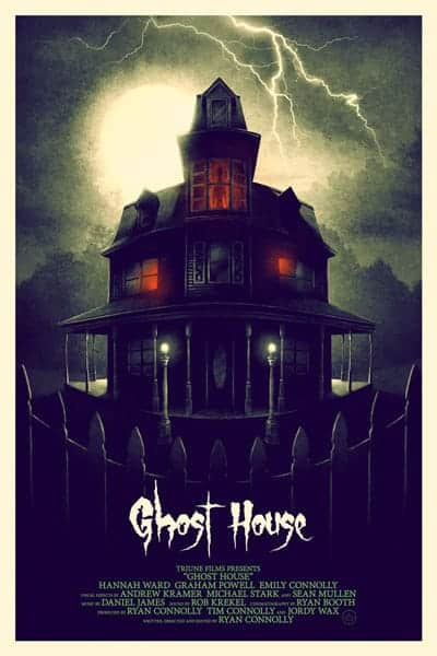 Ghost House Film Poster