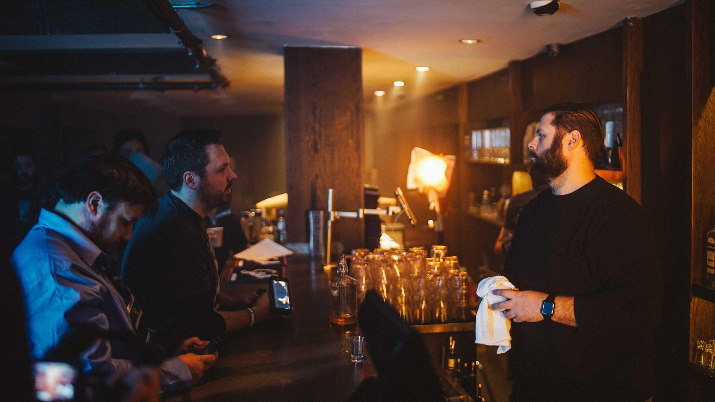 Bar Brawl - Behind the Scenes